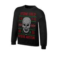 Steve Austin Ugly Holiday Sweatshirt
