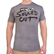 WCW Souled Out Old School Logo T-Shirt