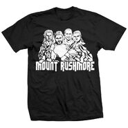 Young Bucks Mount Rushmore Shirt