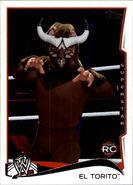2014 WWE (Topps) El Torito 31