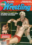 Inside Wrestling - September 1981