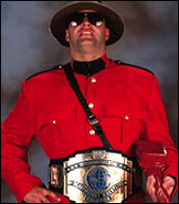 The Mountie