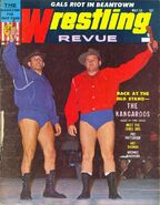 Wrestling Revue - May 1968