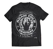 Adam Cole Best Damn Pro Wrestler on the Planet T-Shirt