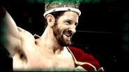 King Barrett (WWE Superstar Ink) 1