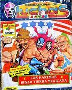 Sensacional de Luchas 193