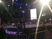 TNA Impact Wrestling Stage Jan 5-9, 2016 Part5