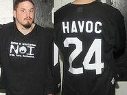 Danny Havoc Nation of Intoxication Hockey Jersey