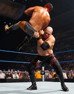 Kane vs chavo