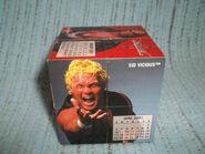 2001 Wrestling Cube Calendar