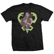 Jake Roberts The Snake T-Shirt