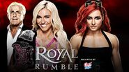 RR 2016 Charlotte v Becky Lynch