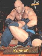 1999 WCW Embossed (Topps) Konnan 37
