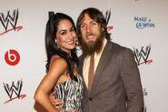 Daniel Bryan & Brie Bella