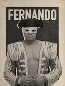 Fernando - WWE 2K17