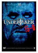 Undertaker 15-0 DVD