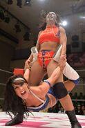Holidead vs Santana Garrett @ Stardom