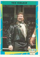1995 WWF Wrestling Trading Cards (Merlin) Ted Dibiase 135