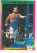 1995 WWF Wrestling Trading Cards (Merlin) Jerry Lawler 118