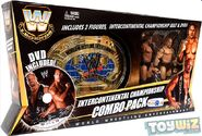 WWE Exclusive Wrestling Intercontinental Championship Combo Pack