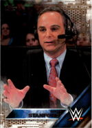 2016 WWE (Topps) Then, Now, Forever Scott Stanford 141