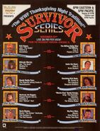 Survivor Series 1989 poster
