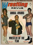 Wrestling Revue - April 1973