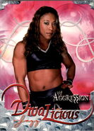 2003 WWE Aggression Jazz 84