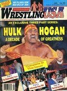 Wrestling USA - August 1990