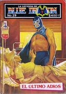 La Leyenda de Blue Demon 29