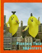Plantain Twin Imposters