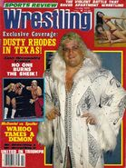 Sports Review Wrestling - October 1979