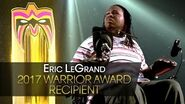 2017 Warrior Award - Eric LeGrand
