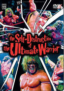 The Self-Destruction of The Ultimate Warrior DVD cover