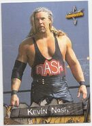 1999 WCW Embossed (Topps) Kevin Nash 56