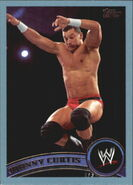 2011 WWE (Topps) Johnny Curtis 9