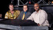 Jerry Lawler, Joey Styles & Jonathan Coachman