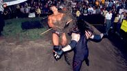 SmackDown 9-9-99 Buried Alive Tag Team 000