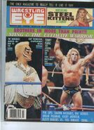 Wrestling Eye - March 1991