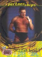 2002 WWE Absolute Divas (Fleer) William Regal 50