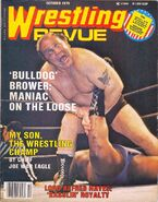 Wrestling Revue - October 1979