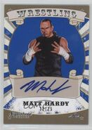 2016 Leaf Signature Series Wrestling Matt Hardy 54