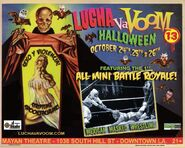 Lucha VaVoom Poster 13