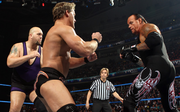 Taker vs big show and jericho