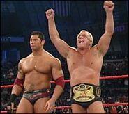 Ric Flair & Batista