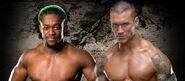 Kofi vs Orton TLC