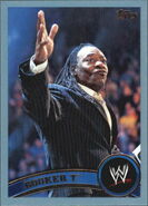 2011 WWE (Topps) Booker T 22