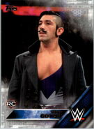 2016 WWE (Topps) Then, Now, Forever Simon Gotch 145