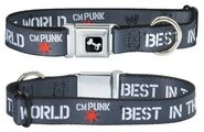CM Punk collar