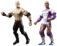WWE Adrenaline Series 25 Kane & MVP